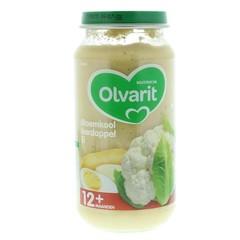 Olvarit Bloemkool aardappel ei 12M04 (250 gram)