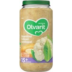 Olvarit Bloemkool kalkoen aardappels 15M08 (250 gram)
