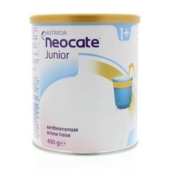 Neocate Junior aardbei (400 gram)