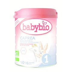 Babybio Caprea 1 geitenmelk 0-6 maand (800 gram)