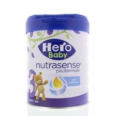 Hero 3 Nutrasense peuter 1+ jaar (700 gram)