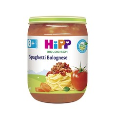 Hipp Spaghetti bolognaise (190 gram)
