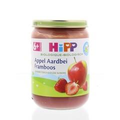 Hipp Appel aardbei framboos (190 gram)