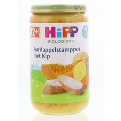 Hipp Aardappelstamppot met kip (250 gram)