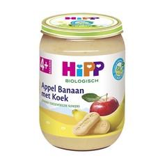 Hipp Appel banaan met koek (190 gram)
