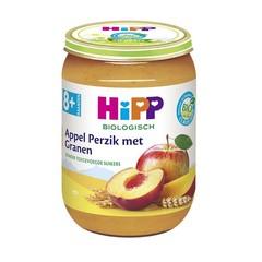 Hipp Appel perzik granen (190 gram)