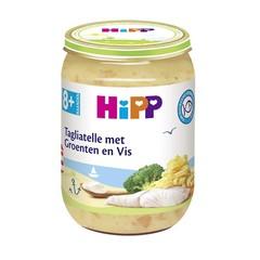 Hipp Tagliatelle met groenten en vis (190 gram)