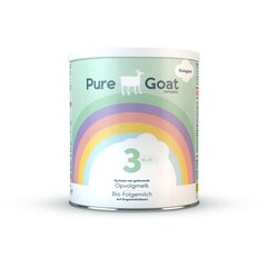Pure Goat Opvolgmelk 3 (800 gram)