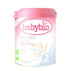 Babybio Caprea 2 geitenmelk vanaf 6 maanden (800 gram)