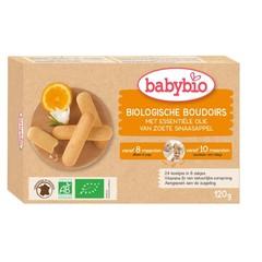 Babybio Babykoekjes Boudoir vanaf 10 maanden (120 gram)