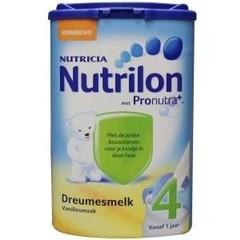 Nutrilon 4 Dreumes vanille poeder (800 gram)