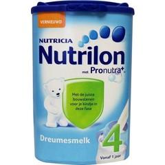Nutrilon 4 Dreumes groeimelk poeder (800 gram)