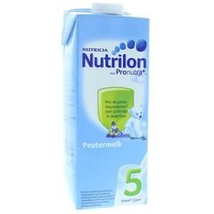 Nutrilon 5 Peuter groeimelk liquid (1 liter)