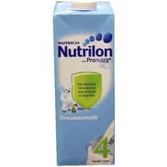 Nutrilon 4 Dreumes groeimelk liquid (1 liter)