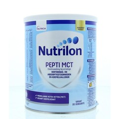 Nutrilon Pepti MCT voorheen Junior (450 gram)