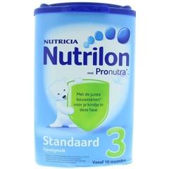 Nutrilon Opvolgmelk 3 (800 gram)