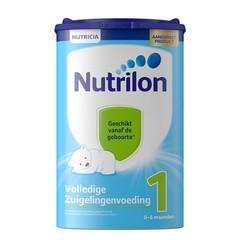 Nutrilon Volledige Zuigelingenvoeding 1 (800 gram)