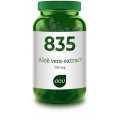 AOV 835 Aloe vera extract 100 (60 vcaps)