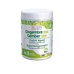 Be-Life Gember 1200 bio (90 vcaps)