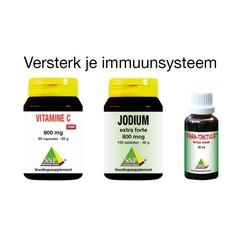 SNP Immuun versterk pakket (1 set)
