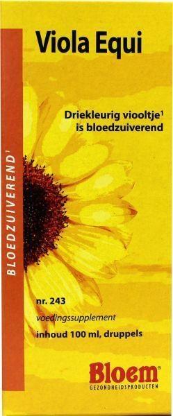 Bloem Viola equi (100 ml)