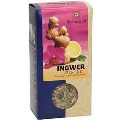 Sonnentor Gember & citroen kruiden thee los bio (80 gram)