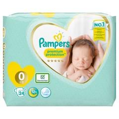 Pampers New baby micro (24 stuks)