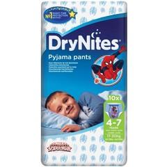 Huggies Drynites boy 4-7 jaar (10 stuks)