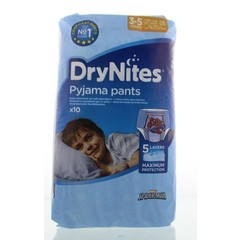 Huggies Drynites boy 3-5 jaar (10 stuks)