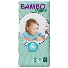 Bambo Babyluier junior 5 12-22 kilogram (54 stuks)