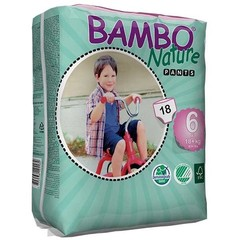 Bambo Trainingspants 6 XL 18+ (18 stuks)