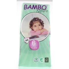 Bambo Babyluier XL 6 16 - 30 kg (44 stuks)