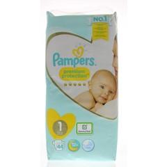 Pampers New baby newborn S1 (44 stuks)