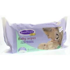 Sweetcare Babydoekjes normaal (72 stuks)
