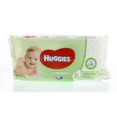 Huggies Wipes naturalcare (56 stuks)