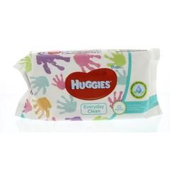 Huggies Wipes every day (56 stuks)