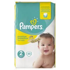 Pampers New baby mini 2 midpack (41 stuks)