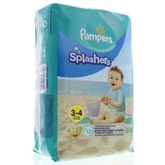 Pampers Splashers S3 carrypack (12 stuks)