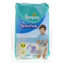 Pampers Splashers S5 carrypack (10 stuks)