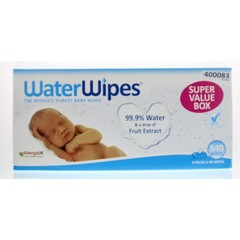Waterwipes Babydoekjes 9 x 60 stuks (540 stuks)