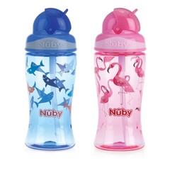 Nuby Flip it beker 360 ml 3 jaar+ (1 stuks)
