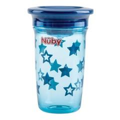Nuby Wonder cup 300 ml blauw 6 maanden+ (1 stuks)