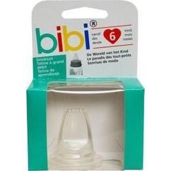 Bibi Drinktuit siliconen overgang (1 stuks)