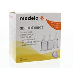 Medela Special needs speen set (3 stuks)