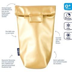 Difrax Flessentas gold (1 stuks)