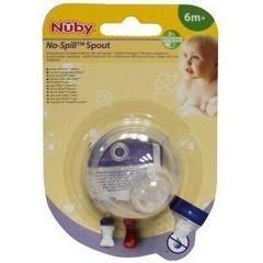Nuby Easy grip antilek zachte drinktuit voor ID890 (1 stuks)