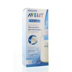 Avent Zuigfles anti koliek 330 ml (1 stuks)