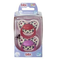 Bibi Happiness tiger swiss 6-16 maanden (2 stuks)