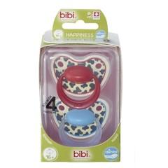 Bibi Happiness tiger swiss 16+ maanden (2 stuks)