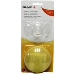 Medela Contact tepelhoedje maat M (1 paar)